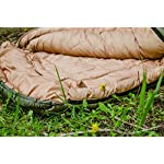 TETON Sports Celsius XL Sleeping Bag; Great for Family Camping; Free Compression Sack 21 WARM AND COZY THREE SEASON BAG: Adjustable shoulder and full-length zipper baffles eliminate drafts; Size 90x36 inches, fifteen inches longer than most bags; Half-circle mummy style hood with drawstring keeps pillow or head off the ground, camp pad, or cot surface HIGH-QUALITY DESIGN AND CONSTRUCTION: Sturdy taffeta shell is durable, easy to pack, and stands up to years of use; Double-layer construction for entire width and length of bag increases warmth and durability CAMPING GEAR ADD-ONS AVAILABLE: Designed to accompany many other TETON Sports products for an out of this world base camp experience; RigLht and left-hand zippers let you zip two Celsius X -32C/-25F bags together, or use on its own for a cozy, warm night's sleep