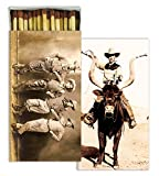 HomArt Matches - Longhorn Cowboys (Set of 50)