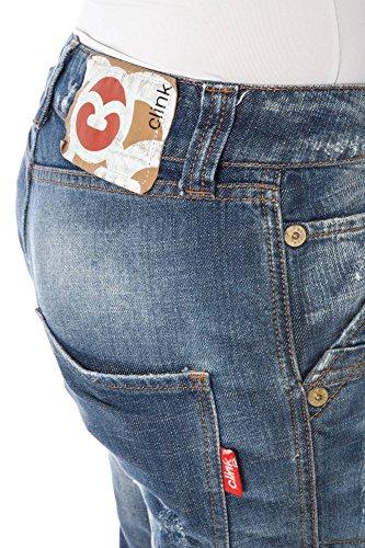 Sky Jeans Blu Donna Denim 509 801 Clink 8HpwqPxH