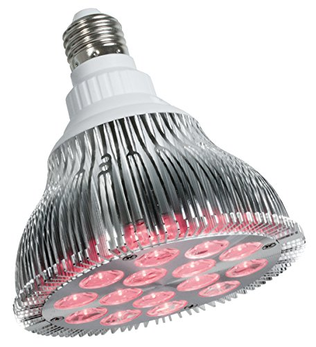 Hydrofarm powerPAR 15-watt LED Bulb, Far Red by Hydrofarm