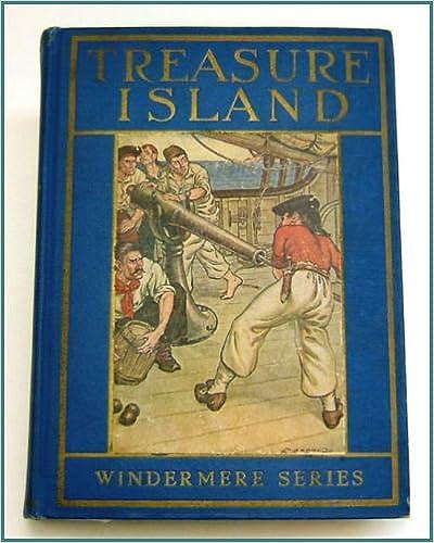 Treasure Island (Windermere Readers)