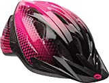 Bell Banter Youth Bike Helmet, Pink Halo For Sale