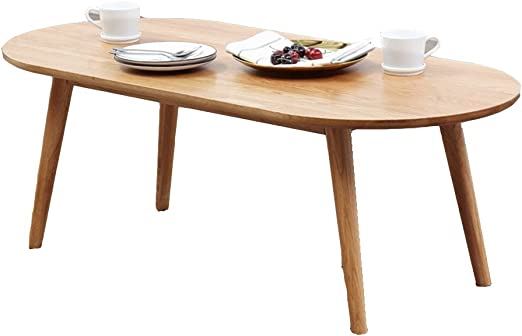 Tables Huo Coffee Living Room Solid Wood Side Table 100 50