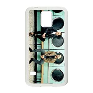 Chase-And-Status Samsung Galaxy S5 Cell Phone Case White T4516829