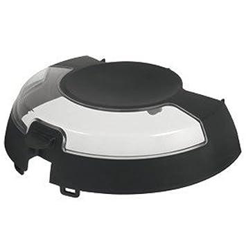 Tefal Actifry - Tapa de color negro.