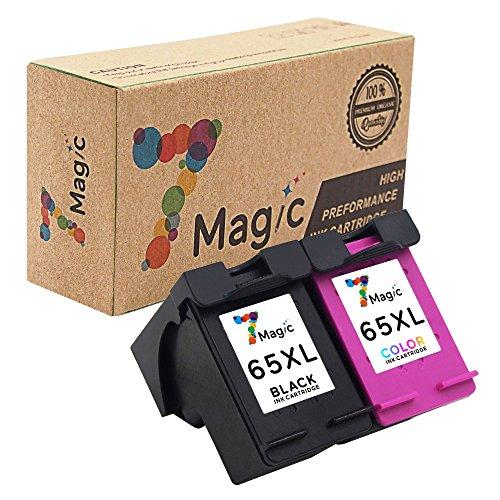 65XL 65 XL Black Color Ink Cartridge For HP Deskjet 2652 2655 3752 3755 3758