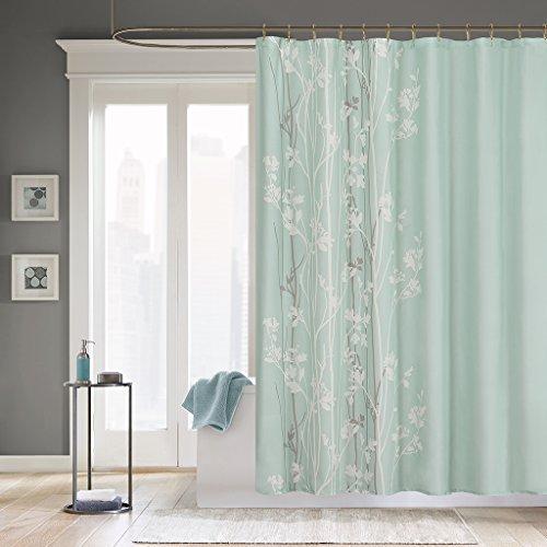 (Madison Park Athena Polyester Shower Curtain)