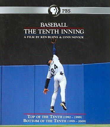 Paramount Baseball-tenth Inning-film By Ken Burns & Lynn Novick [blu Ray]