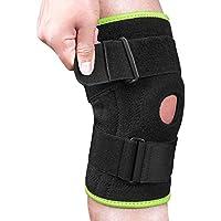 Veckle Adjustable Patella Open Knee Brace