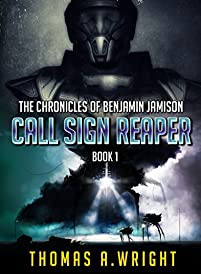 Call Sign Reaper by Thomas Wright ebook deal