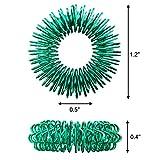 FRIMOONY Spiky Sensory Rings for Fingers
