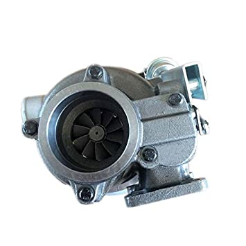 Turbo hx55 W Turbocompresor 4046025 4046026 X 3788311 para Cummins Motor ISME: Amazon.es: Coche y moto