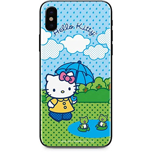 0a1b57a34 Image Unavailable. Image not available for. Color: Hello Kitty iPhone X Skin  ...
