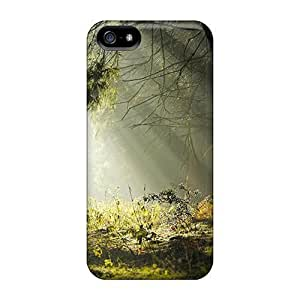 good Defender case cover For Iphone 4s, Lost Forest Pattern h7C0MbQft81