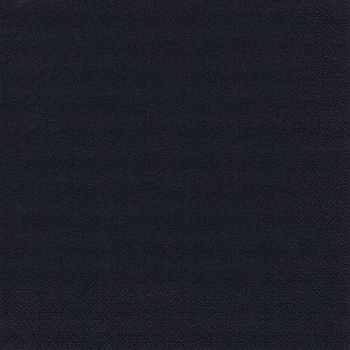 schwarz Papstar 86382 40 cm x 40 cm 1//4-Falz 50 Servietten 2-lagig
