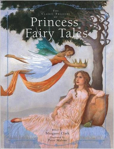 The Classic Treasury of Princess Fairy Tales ebook