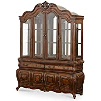 Lavelle Melange Dining Room Furniture by Aico Amini (China Cabinet)