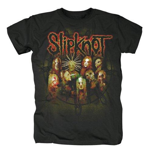 Slipknot Herren Band T-Shirt - Wont Die