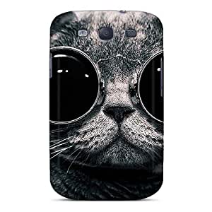Scratch Protection Hard Cell-phone Case For Samsung Galaxy S3 With Support Your Personal Customized High-definition Foo Fighters Series ColtonMorrill