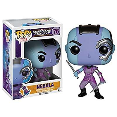 Funko 5177 POP Marvel: Guardians of The Galaxy Series 2 Nebula Action Figure: Funko Pop! Marvel:: Toys & Games