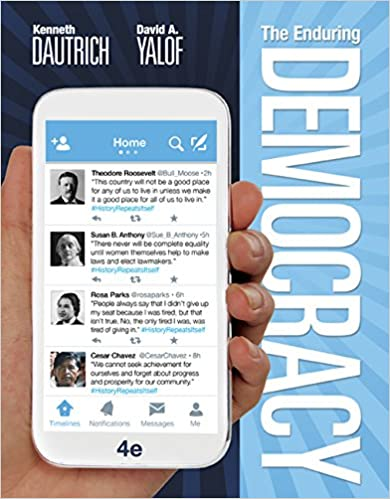 the enduring democracy 5th edition