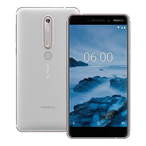 Nokia 6.1 (Nokia 6 2018) TA-1068 64GB White Iron, Dual Sim, 5.5