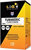 Product review for Turmeric Curcumin with Bioperine Joint Pain Relief , Anti Inflammatory, Antioxidant Supplement with 10mg Black Pepper for Better Absorption, Best Daily Natural Non-Gmo Curcuma Capsules. 60 Day Supply