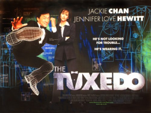 - The Tuxedo Jackie Chan Jennifer Love Hewitt Poster