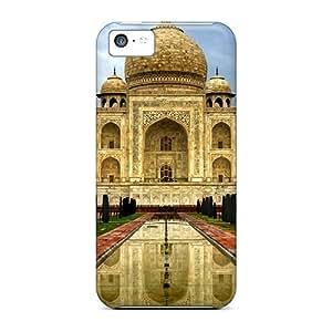 Awesome Design Taj Mahal Hard Case Cover For Iphone 5c