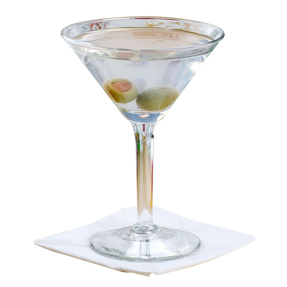 Chivalry 6 oz. Martini Glass (Set of 36) by Libbey (Image #1)