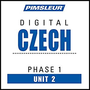 Czech Phase 1, Unit 02 Audiobook