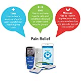 AccuRelief Wireless Tens Unit and EMS Muscle