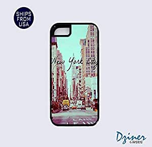 iPhone 5 5s Tough Case - Viantge New York City Phone Cover