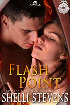 Flash Point (Holding Out For a Hero Book 3) by [Stevens, Shelli]