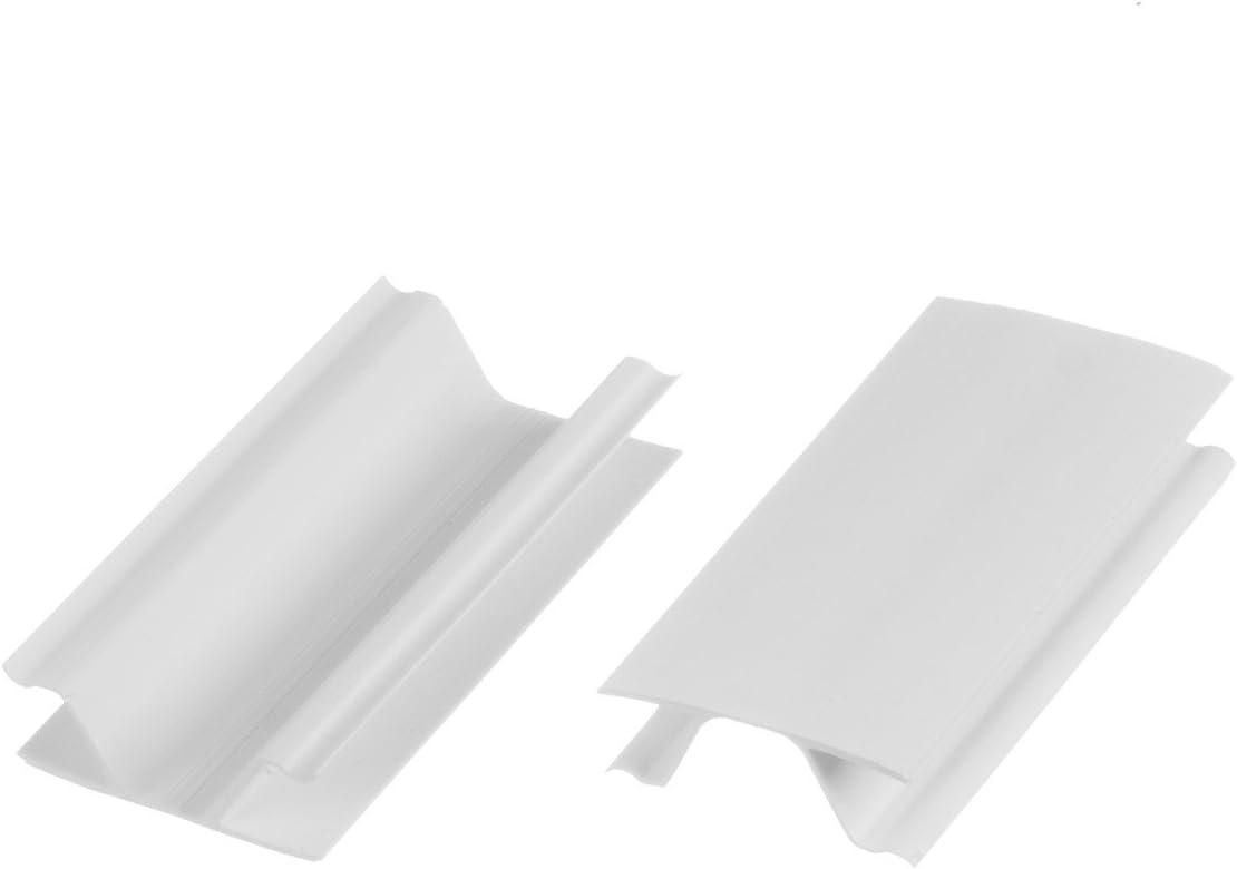 HOLZBRINK Verbinder Sockelblende Sockelleiste f/ür Einbauk/üche 150mm H/öhe ALUMINIUM Geb/ürstet HBK15