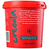 Linha Creoula Lola - Creme de Pentear Cachos Perfeitos 930 Gr - (Lola Afro Collection - Super Perfect Curls Defining Cream Net 32.8 Oz)