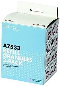 Boneco A7533 - Rellenos para el filtro desmineralizador, 3 unidades