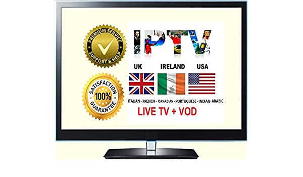 Amazon com: USA UK IPTV Subscription For MAG / Android /IOS