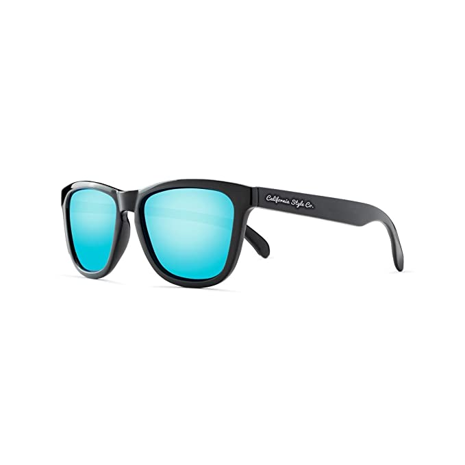 California Style Co. Venice Beach Gafas de sol, Celeste, 134 ...