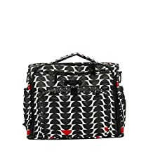 Ju-Ju-Be Onyx B.F.F. Diaper Bag, Black Widow