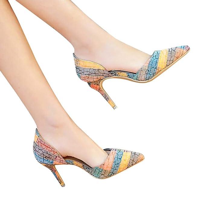 Darringls_Sandalias para Mujer,Zapatos Salón Zapatos Piel Mujer Hechos EN ESPAÑA Zapatos Tacón Negro Zapato Zapatos Mujer Tacón Zapatos Mujer Fiesta y Baile ...