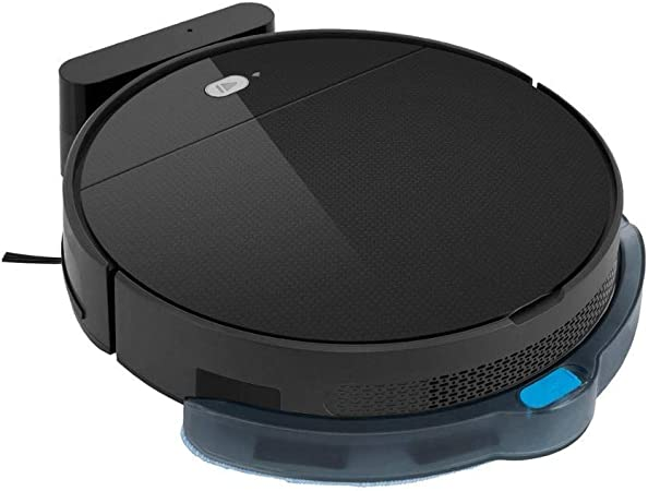 RVTYR Robot de Limpieza Inteligente Aspiradora Aspirador Professional Mnando Remoto inalámbrico Inteligente, (Color : Black): Amazon.es: Hogar