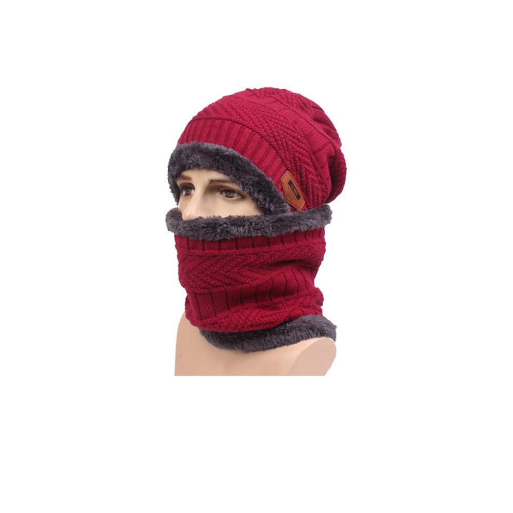 Sikye Winter Premium Acrylic Fibers Scarf Neck Warmer Face Mask Cycling Ski Outdoor Sport Mask Windproof