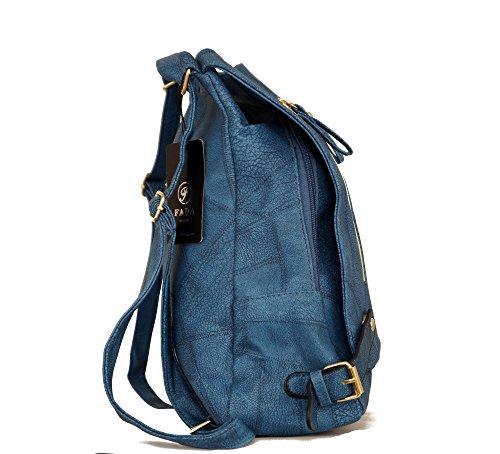 FADA - Mochila de ciudad Mujer Azul