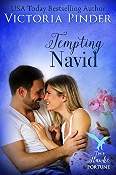 Tempting Navid (The Hawke Fortune Book 5) by [Pinder, Victoria]