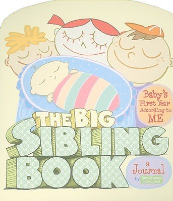 Big Sibling Book Babys According product image