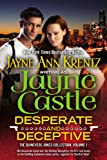 Desperate and Deceptive: The Guinevere Jones Collection Volume 1