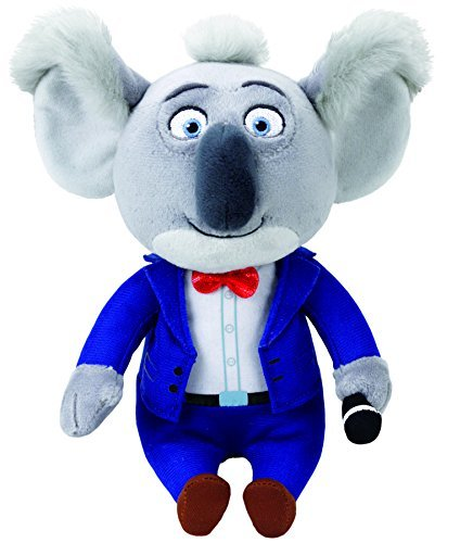 Ty Beanie Babies 41229 Buster Moon the Koala Sing (free gift with purchase)