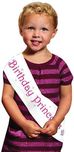 Creative Converting Birthday Princess Child