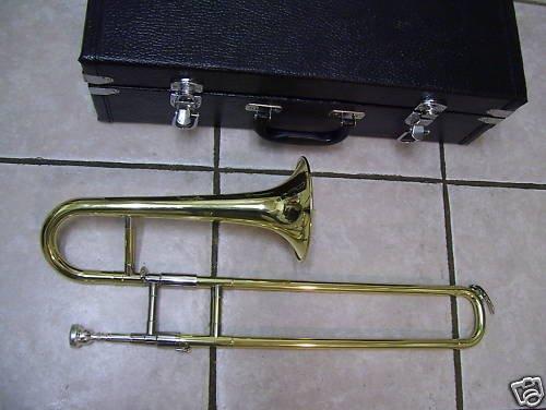 Soprano Trombone or Slide Trumpet